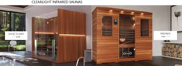Sanctuary <b>Outdoor 2</b>: <b>2 Person</b> Full Spectrum Infrared Sauna