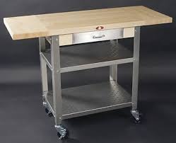 leaf kitchen cart: bally block bear creek maple drop leaf kitchen cart dropleafkitchencarts