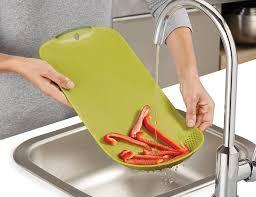 <b>Доска разделочная chop</b> & drain зеленого цвета — купить по ...