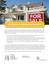 farm the drawbacks of overpricing your home for first overpricing