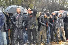 Жители Запорожья выстроили живую цепь на ДнепроГЭСе - Цензор.НЕТ 1259