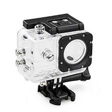 Underwater Waterproof <b>Protective Housing Case Cover</b> for: Amazon ...