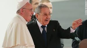Resultado de imagen de pope tour 2015 Cuba
