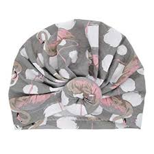 Newborn Baby Toddler <b>Print</b> Hat Baby Girl Knotted Hat <b>Cute Donut</b> ...