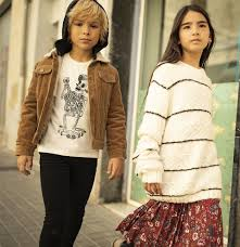 IKKS <b>Girls</b>' Clothes| Mexican Rock Trend | <b>Winter 2019 Kids</b>' Fashion