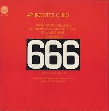 <b>Aphrodite's Child</b> - 666 (Gatefold, Vinyl)   Discogs