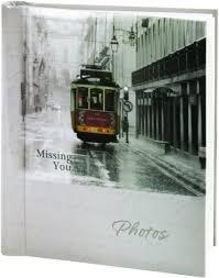"""Характеристики <b>фотоальбома BRAUBERG</b> """"<b>Трамвай</b>"""", 20 листов ..."""