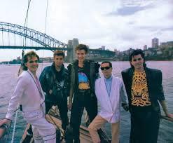 Duran <b>Duran</b>. <b>Seven</b> And Ragged Tiger Erra, 1983. | Duran Duran в ...