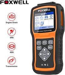 FOXWELL OBD2 Scanner NT604 Code Reader ... - Amazon.com