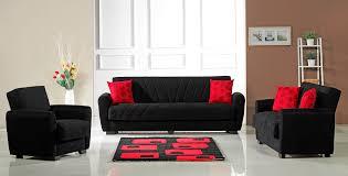 black buy living room
