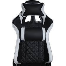 Игровое <b>кресло</b> MFG-<b>6023</b> black white - Meb-biz.ru