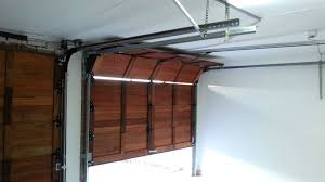 Image result for sectional garage door installation