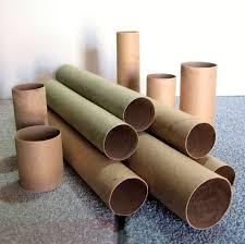 make your own kraft paper tubes cardboard tubes