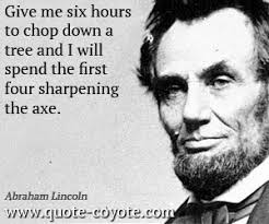 Abraham Lincoln quotes - Quote Coyote