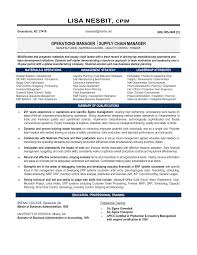 supply chain manager resume berathen com supply chain manager resume is one of the best idea for you to make a good resume 6