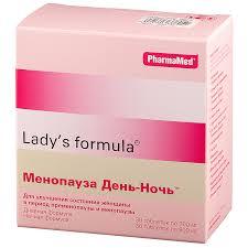 <b>Ледис формула Менопауза день-ночь</b> таб.№30-30 - цена 880.00 ...