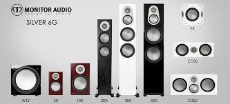 До 09.01. Новогодняя скидка 25% на акустику <b>Monitor Audio</b> Silver ...