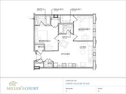 floor plans: view floorplans option a a