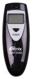 <b>Алкотестер Ritmix RAT</b>-220 — купить по выгодной цене на ...