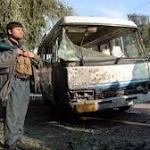 Suicide Bomber Kills 8 in Eastern Afghanistan
