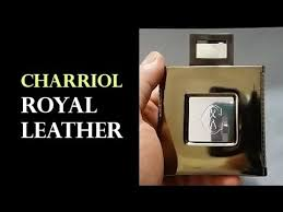 <b>Charriol Royal</b> Leather : Fragrance Review | April 2019 - YouTube