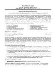 ideas about police officer resume on pinterest   cover    police officer resume objective resume   http     resumecareer info