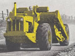 Image result for Pictures of Letourneau tractors
