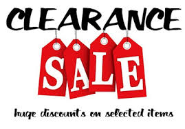 Image result for clearance stock