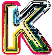 Resultado de imagen de k
