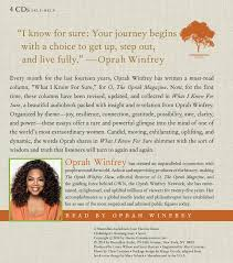 what i know for sure amazon co uk oprah winfrey  what i know for sure amazon co uk oprah winfrey 9781427258267 books