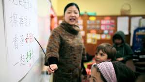 A debate over the word for 'grandmother' in Shanghai schools ...