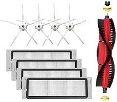 ZHIPAIJI 9PCS Robot Vacuum Cleaner Filters Main ... - Amazon.com