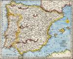 Images & Illustrations of iberian peninsula