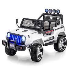 Радиоуправляемый <b>детский электромобиль</b> 4WD <b>Little Sun</b> White ...