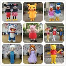 <b>Mascot Cartoon Character Costume</b>