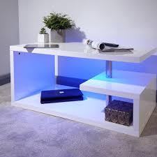 Furniture New Modern Design White <b>High Gloss Coffee</b>/Side Table ...