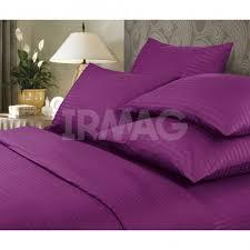 <b>Постельное белье Verossa</b> Семейное страйп Violet - IRMAG.RU