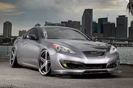 Hyundai <b>Genesis</b> Coupe от Invision Automotion » Автомобили и ...