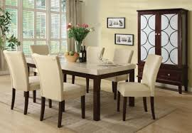 Marble Top Kitchen Table Set Dining Room Sets Faux Marble Top Best Dining Room