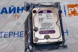 Обзор от покупателя на <b>Жесткий диск Western</b> Digital Purple 3.5 ...