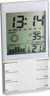 Купить <b>цифровая метеостанция TFA 35.1102.02</b> (White) в Москве ...