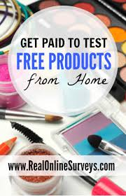 how to make money testing products from home did you know you could make money testing products from home believe or not