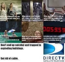the-walking-dead-funny: Direct TV - Andrea edition worst walking ... via Relatably.com
