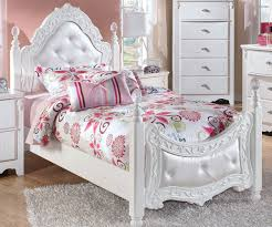 picture of belle noir champagne pc twin bedroom from teen bedroom sets furniture ashley leo twin bedroom set