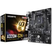 <b>Материнская плата Gigabyte GA-A320M-S2H</b> AMD A320 SAM4 ...