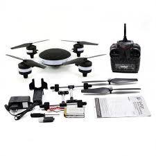 <b>Радиоуправляемый квадрокоптер HJ Toys</b> Lily Drone (FPV, WiFi ...