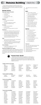 best ideas about resume builder resume job check out today s resume building tips resume resumepowerwords