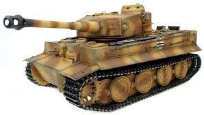 Купить <b>радиоуправляемый танк Taigen</b> 1:16 German Tiger 1 KIT в ...