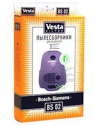 <b>Мешки пылесборные мешки</b>-пылесборники <b>Vesta</b> Filter обладают ...