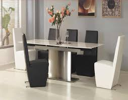 white glass dining table silver ikea extendable dining table dining room chairs modern chair